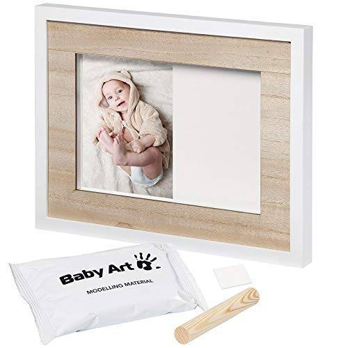 ART Tiny Style Grote Fotolijst Gipsafdruk en 12 Foto's