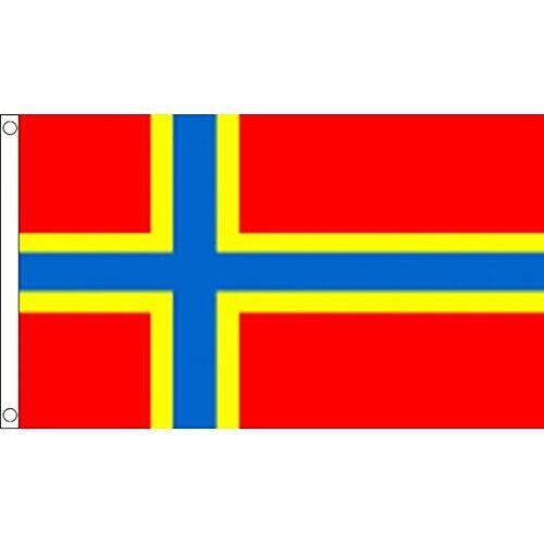 AZ FLAG Orkney-eilanden vlag 150x90cm Orkney-eilanden vlag 90 x 150 cm Vlaggen AZ VLAG