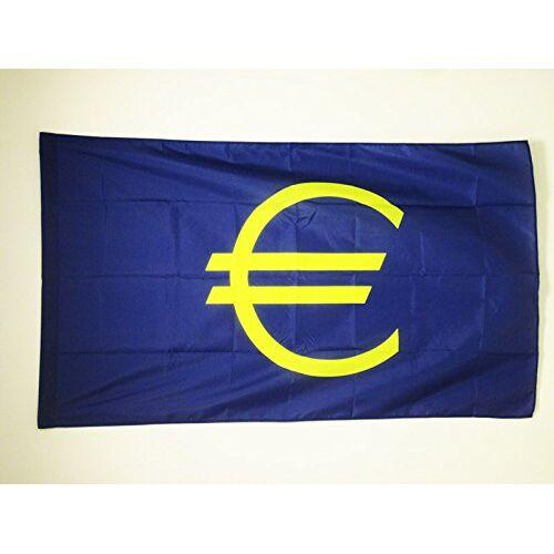 AZ FLAG Eurovlag 150x90 cm voor een paal EUR-vlaggen 90 x 150 cm Banner 3x5 ft met gat