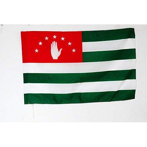 AZ FLAG Abchazië vlag in Georgië 150x90cm Abchazië vlag 90 x 150 cm Hoes voor vlaggenmast AZ VLAG
