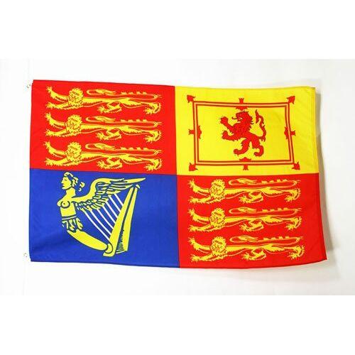 AZ FLAG Verenigd Koninkrijk Koninklijke standaardvlag 150x90 cm UK Koninklijke standaardvlag 90 x 150 cm Banner 3x5 ft Hoge kwaliteit