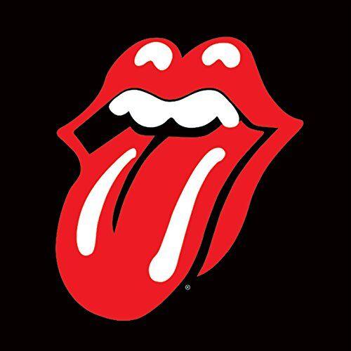 Rolling Stones Lips,40 x 40 cm