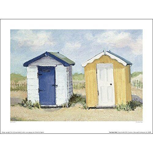 Jane Hewlett kunstdrukken, papier, meerkleurig, 30 x 40 cm