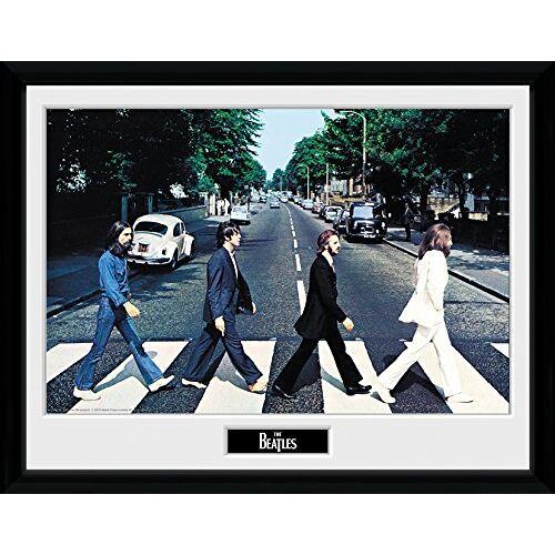 GB EYE LTD GB Eye Ingelijste foto The Beatles Abbey Road, 40 x 30 cm