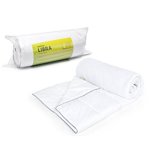 DecoKing 34583 zomer dekbed 155 x 220 cm dekbed anti-allergisch voor mensen met allergieën zomerdekbed 100% microvezel 1100g Libra