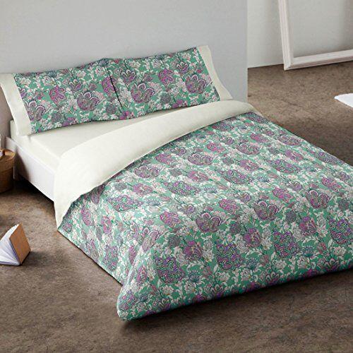 Blanco beddengoed 406 groen beddengoed voor 150 x 190/200 cm