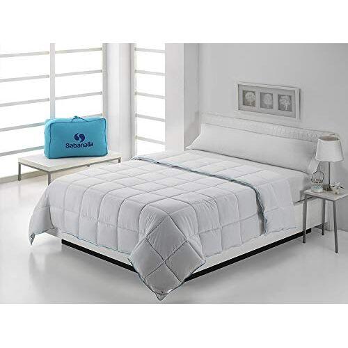 SABANALIA Vezeldekbed voor 180 cm brede bedden, 260 x 240 cm, 400 g