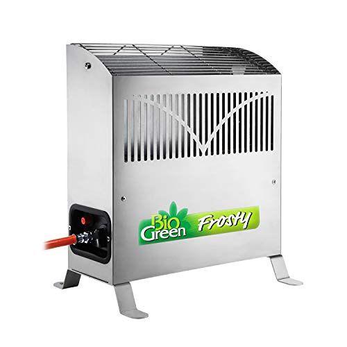 Bio Green FY 45 gasverwarming voor broeikas Frosty 4500 W, bruin