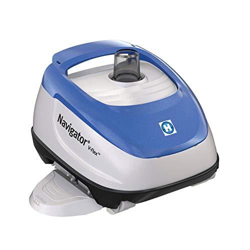 Hayward Navigator V-Flex Liner/betonreiniger, wit en blauw