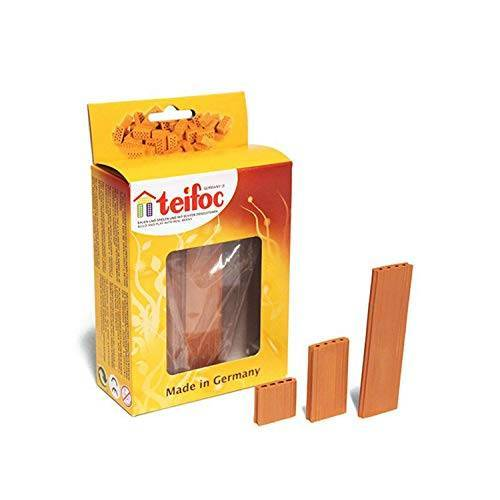 Teifoc TEI906800 bouwpakket 16 platte briketten