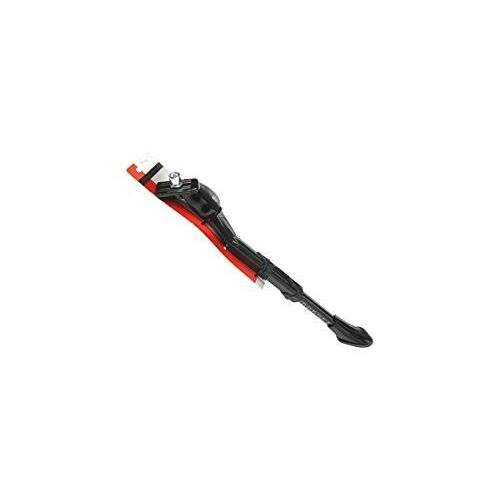 Simson-NL fietsstandaard King, zwart, 30 mm