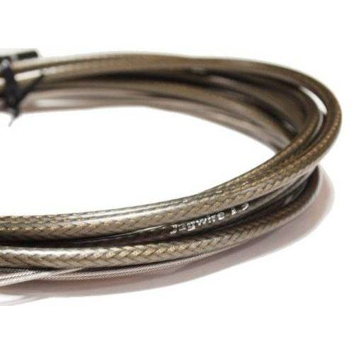 Jagwire Remleidingset remleidingset Hyflow 3000mm, carbon zilver, 18008391