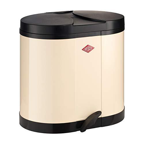 WESCO Eco-verzamelaar 170 2 x 15 liter amandel