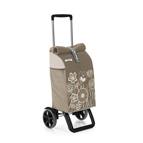 Vileda Gimi Rolling Azur boodschappentrolley boodschappenmand & -tassen-boodschappentrolleys