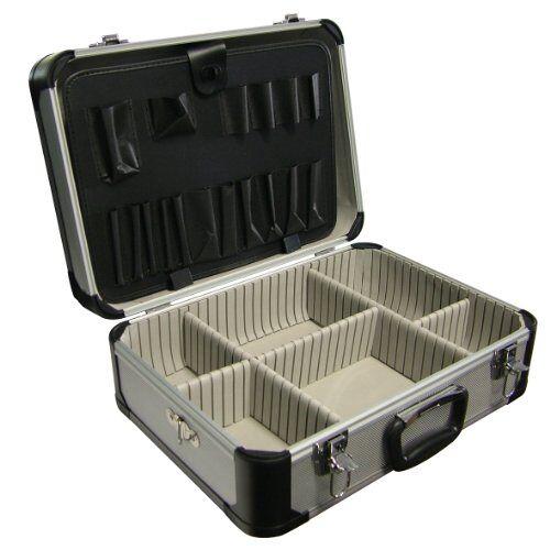SO.DI.FER. S.R.L. so. di. Fer 542618 Apparatuur Koffer Aluminium 460 x 330 x 170 mm