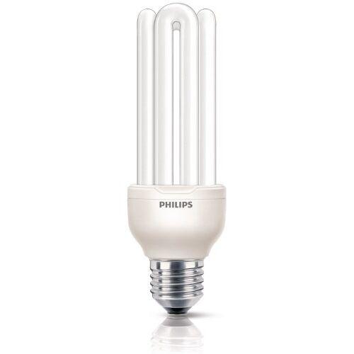 Philips Lamp. elektr. genie 6500K 23W E27 E27, elektronica, 3 buizen, koud licht 10000 uur