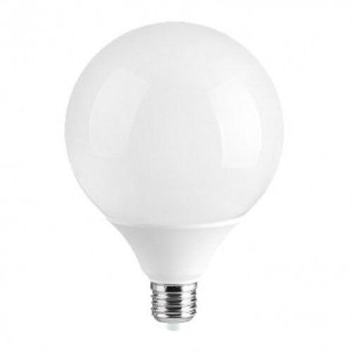 LAES 976595 lamp energiebesparende Globe E27, 23 W, wit, 120 x 185 mm