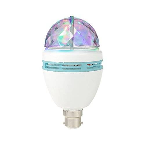 Global Gizmo (Gen) Global Gizmos 45570 LED-partylamp, B22 bajonetfitting, 1,5 W