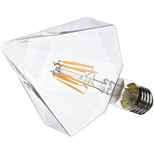 LAES 985436 Rombo LED-lampen, E27, 5 W, 110 x 110 mm