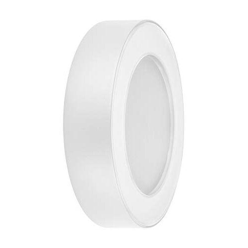Ledvance Wand- en plafondarmatuur LED: voor plafond/muur, OUTDOOR SURFACE ROUND / 13 W, 220…240 V, Warm wit, 3000 K, body materiaal: aluminum, IP54