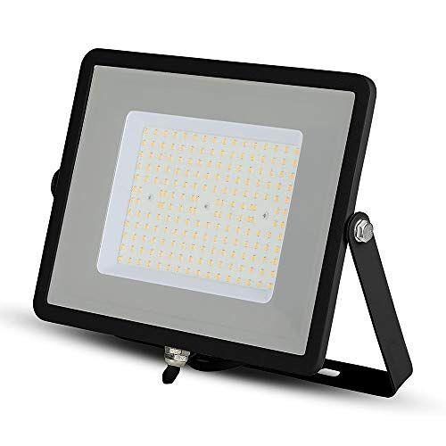V-TAC LED koplamp High Lumen, zwart