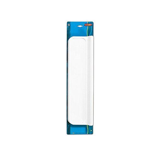 Eliplast Badkamerplank met schroeven, 52 cm, wit, One Size