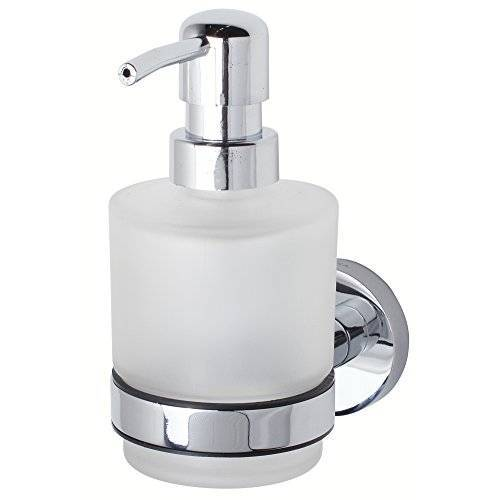 Haceka , Kosmos chroom, badkameraccessoires, zeepdispenser, dispenser, chroom glanzend, 1124417