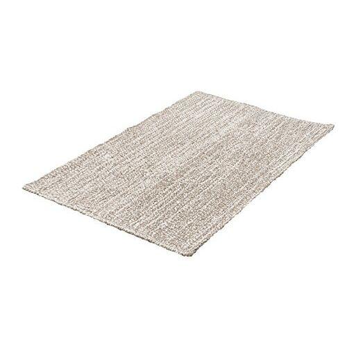 Kleine Wolke Textilgesellschaft Kleine Wolke badkamertapijt Rico, mist, 70 x 120 cm