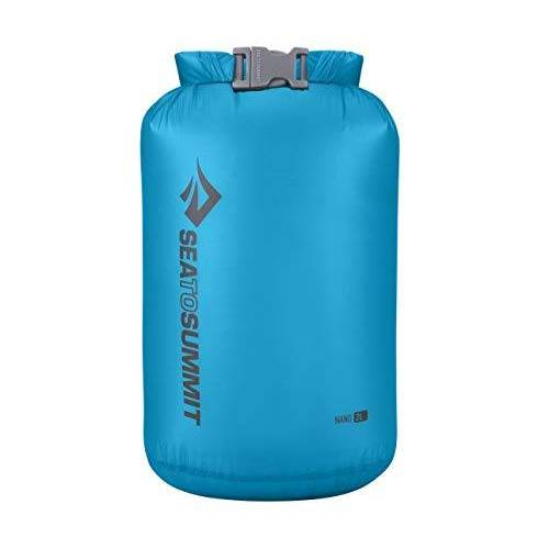 Sea to Summit Ultra-SIL Nano Dry Bag 2 liter bergbeklimmen, bergbeklimmen en trekking, volwassenen, uniseks, blauw (blauw), eenheidsmaat