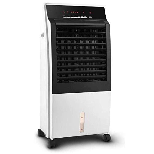 BAKAJI 2830555 koeler met luchtbevochtiger, waterreservoir met waterreservoir, timer en afstandsbediening, 8 l