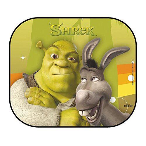 Siepa 13100 2, zonwering, 44 cm x 38 cm, Shrek-model