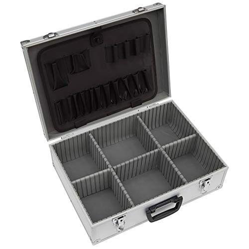 Domus ACP01 Gereedschapskoffer, aluminium