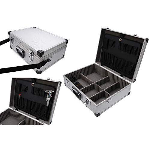 BGS 3304   Aluminium gereedschapskoffer   460 x 340 x 150 mm