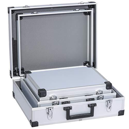 Allit 424203 gebruiksvoorwerpen/verpakking, zilver, 3 stuks