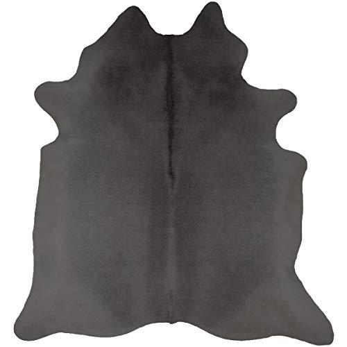 Dyreskinn koeienhuid grijs gekleurd