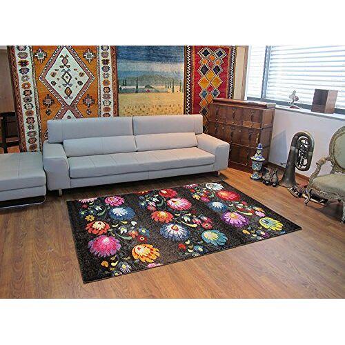 Alfombrista 25 – modern tapijt 73 x 15 x 15 cm kleurrijk