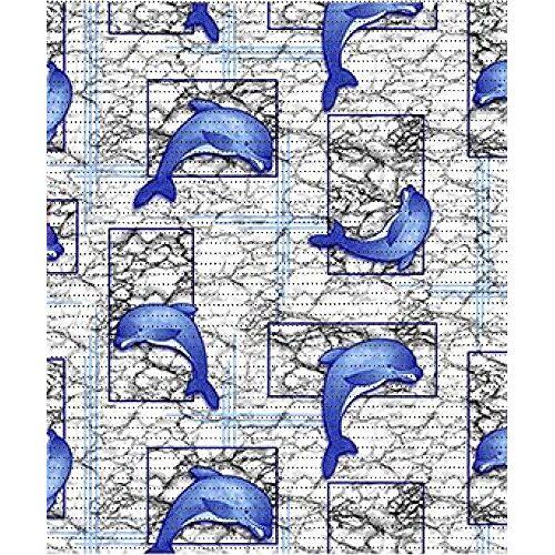 ID Mat multifunctioneel tapijt, 90% geëxpandeerd PVC-schuim van polyester, grijs, 0,65 x 15 m