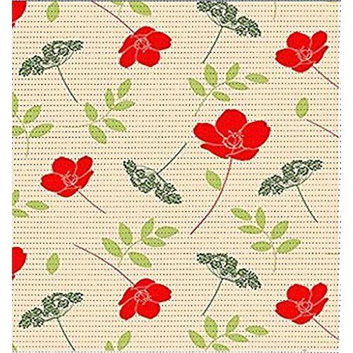 ID Mat multifunctioneel tapijt, 90% geëxpandeerd PVC-schuim uit polyester, beige, 0,65 x 15 m