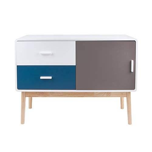 Leitmotiv Neat TV-meubilair, hout, meerdere kleuren, één maat