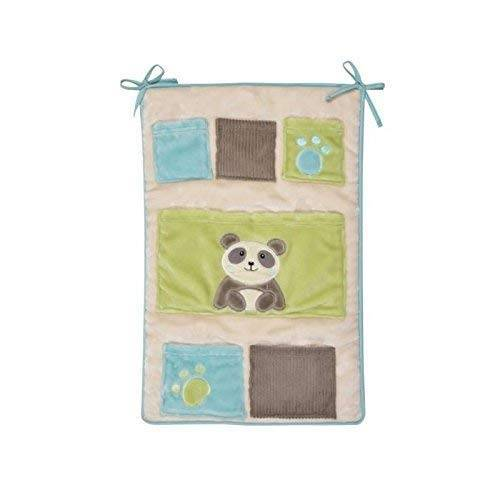 Poyetmotte Pandi Panda Bedzakken opbergruimte, 40 x 60 cm, meerkleurig, eenheidsmaat