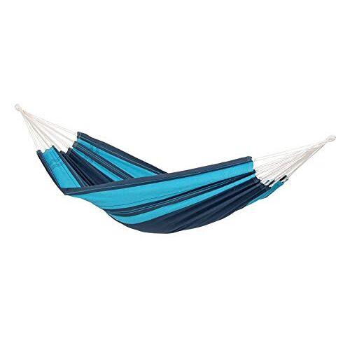 AMAZONAS hangmat Santana Blue, blauw