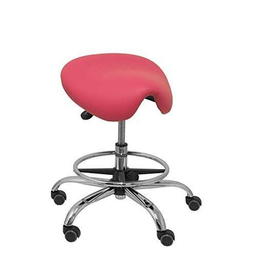 Piqueras y Crespo Ergo – ergonomische kruk rotatie en klinisch, roze