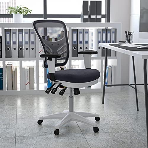 Flash Furniture Flash Meubilair bureaustoel, 68,58 x 64,77 x 112,4 cm