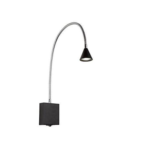 Lucide BUDDY Bedlamp LED 1x3W 4000K Zwart