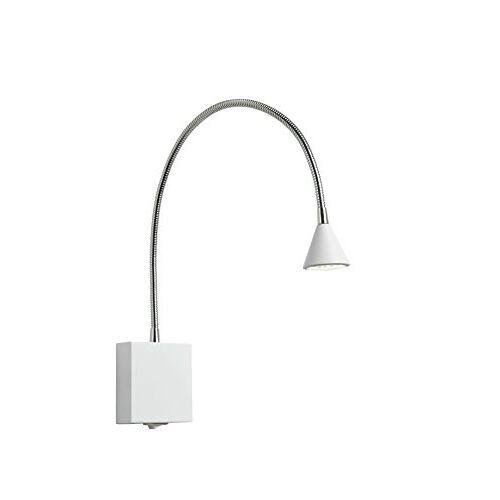 Lucide BUDDY Bedlamp LED 1x3W 4000K Wit