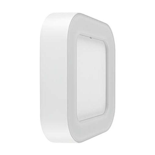 Ledvance Wand- en plafondarmatuur LED: voor plafond/muur, OUTDOOR SURFACE SQUARE / 13 W, 220…240 V, Warm wit, 3000 K, body materiaal: aluminum, IP54