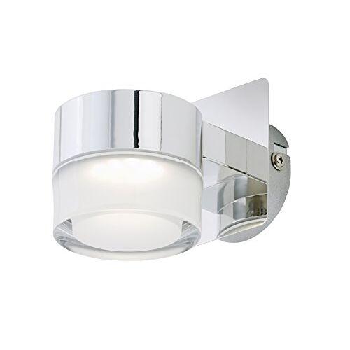 Briloner Leuchten Briloner Led-badlamp, badkamerlamp, badkamerverlichting, badkamerverlichting, plafond, badkamerlamp, plafond, badkamerlamp, badkamerverlichting, wand, badlamp, spiegel, badlamp