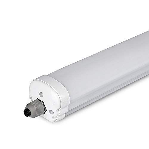 V-TAC VT-1239 VT-1524 24W LED WP X-serie ECONOMISCHE TUBE 120 CM COLORCODE:4500K (160LM/W), PC + ABS, 24 W, 24W-120 cm