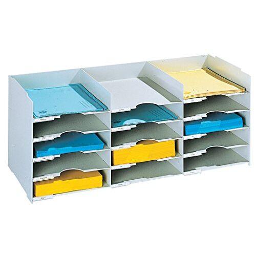 Paperflow 786676 formulierdoos 15 vakken A4