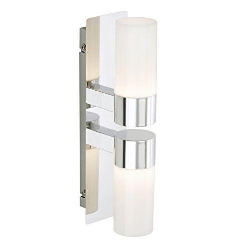 Briloner Leuchten LED badkamer lamp, muur licht, badkamer lamp, badkamer licht, badkamer licht, badkamer licht plafond badkamer lamp plafond badkamer verlichting muur badkamer lamp spiegel